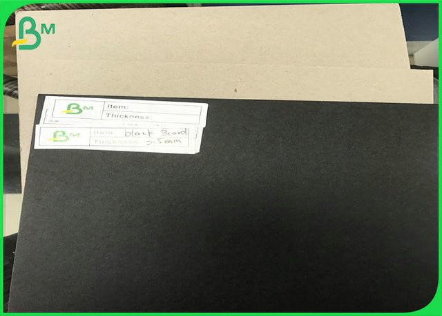 Panneau De Carte Noir Gris 150gsm 250gsm 300gsm 350gsm 450gsm Carton 15mm A 30mm
